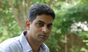 Manish Kumar, author of Be Your Own Pilot