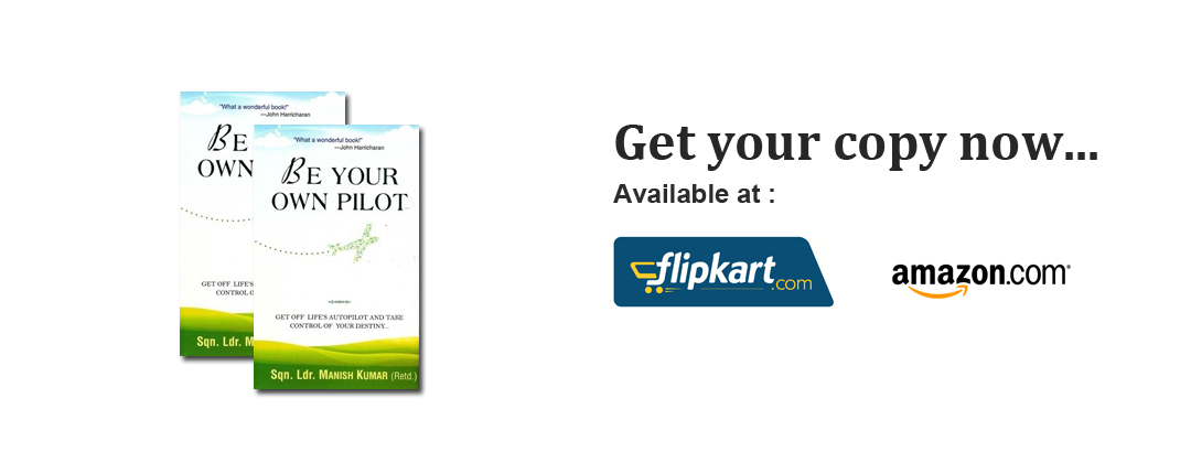 Buy the book Be Your Own Pilot online